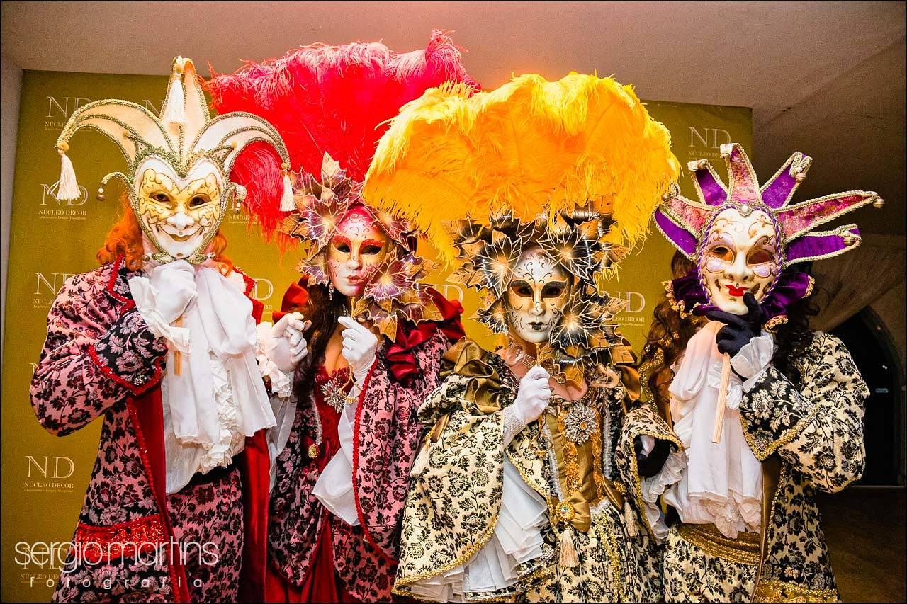 Núcleo Decor – Baile Veneza